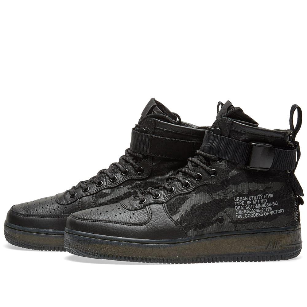 hot sales c599f cad94 Nike SF Air Force 1 Mid QS