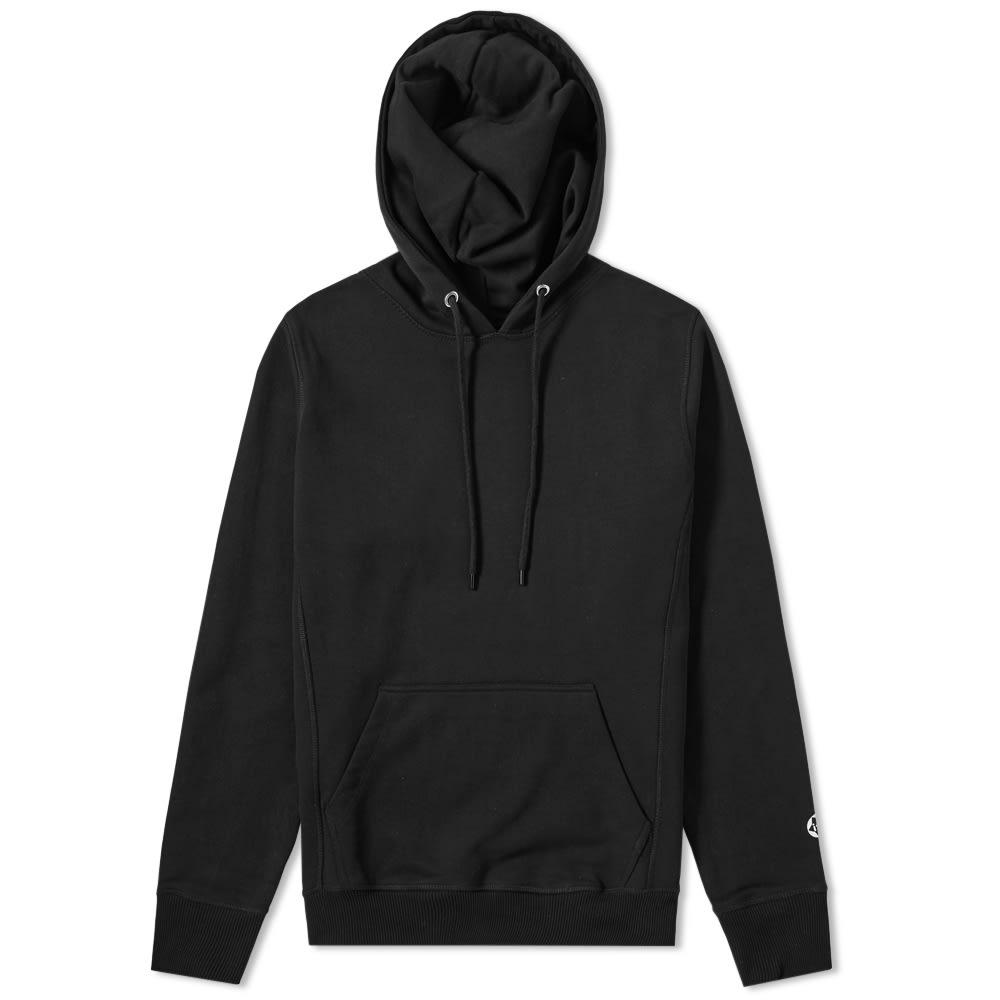 I-D Logo Hoody in Black