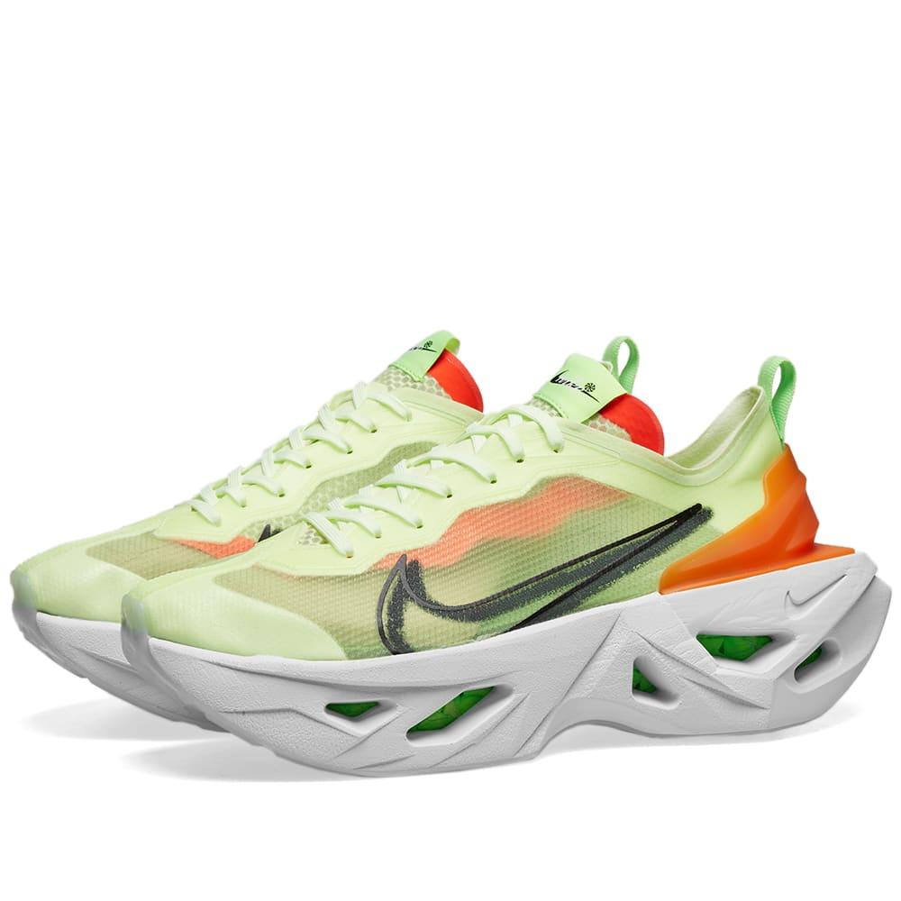Ecología Papá Especificado  Nike Zoom X Vista Grind W Barely Volt, Green & Blue | END.