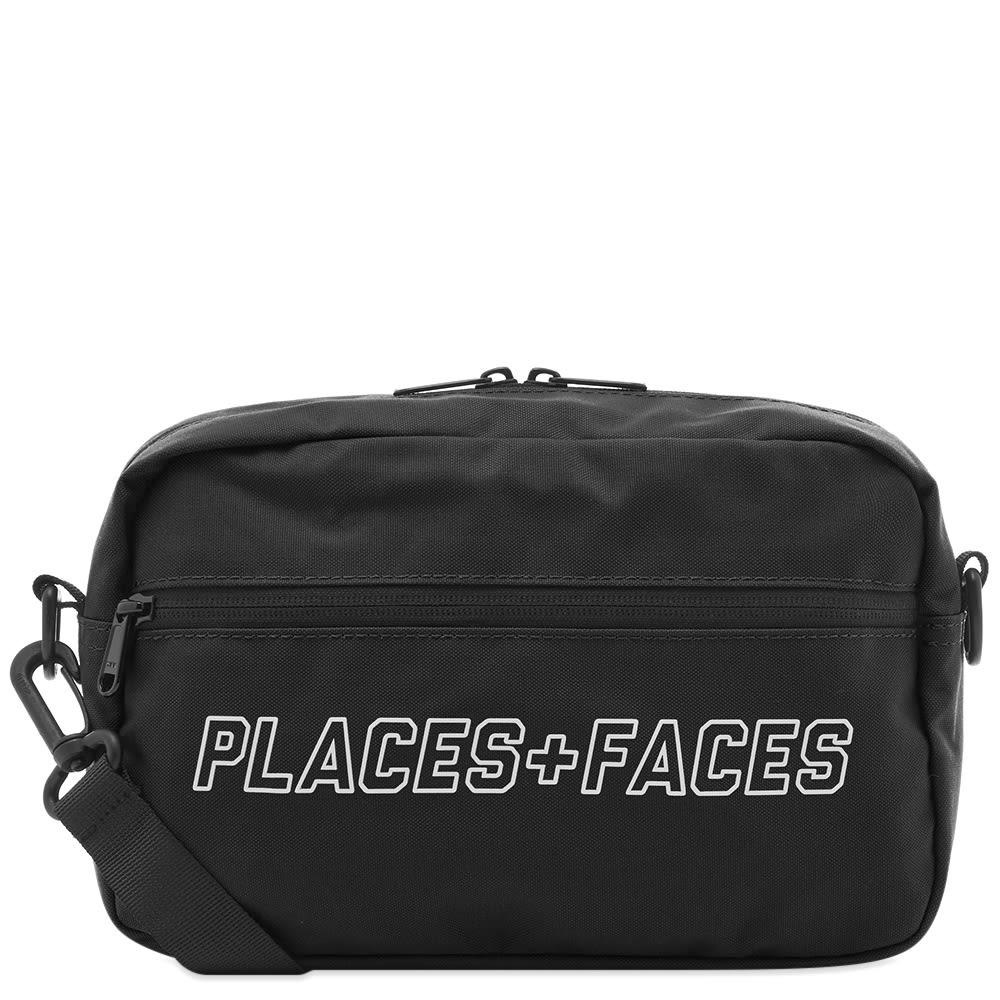 Places+faces Pouch Shoulder Bag In Black