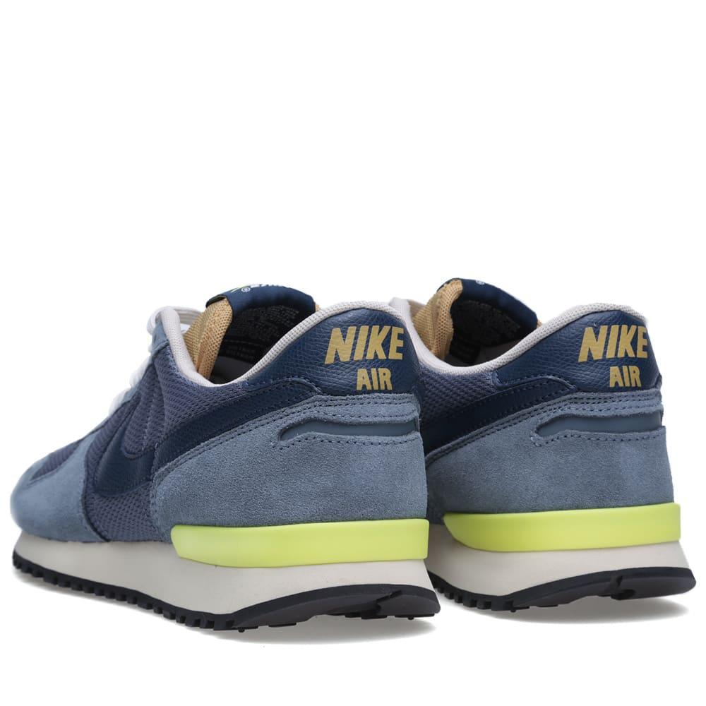 Medicina Forense Objetado excusa  Nike Air Vortex Vintage Blue & Yellow | END.