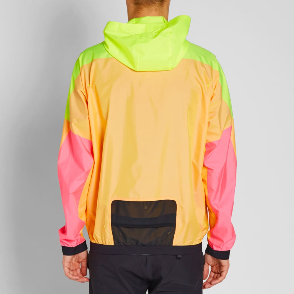 9ab4d635ea NikeLab x Kim Jones Windrunner Hyper Pink & Clear | END.