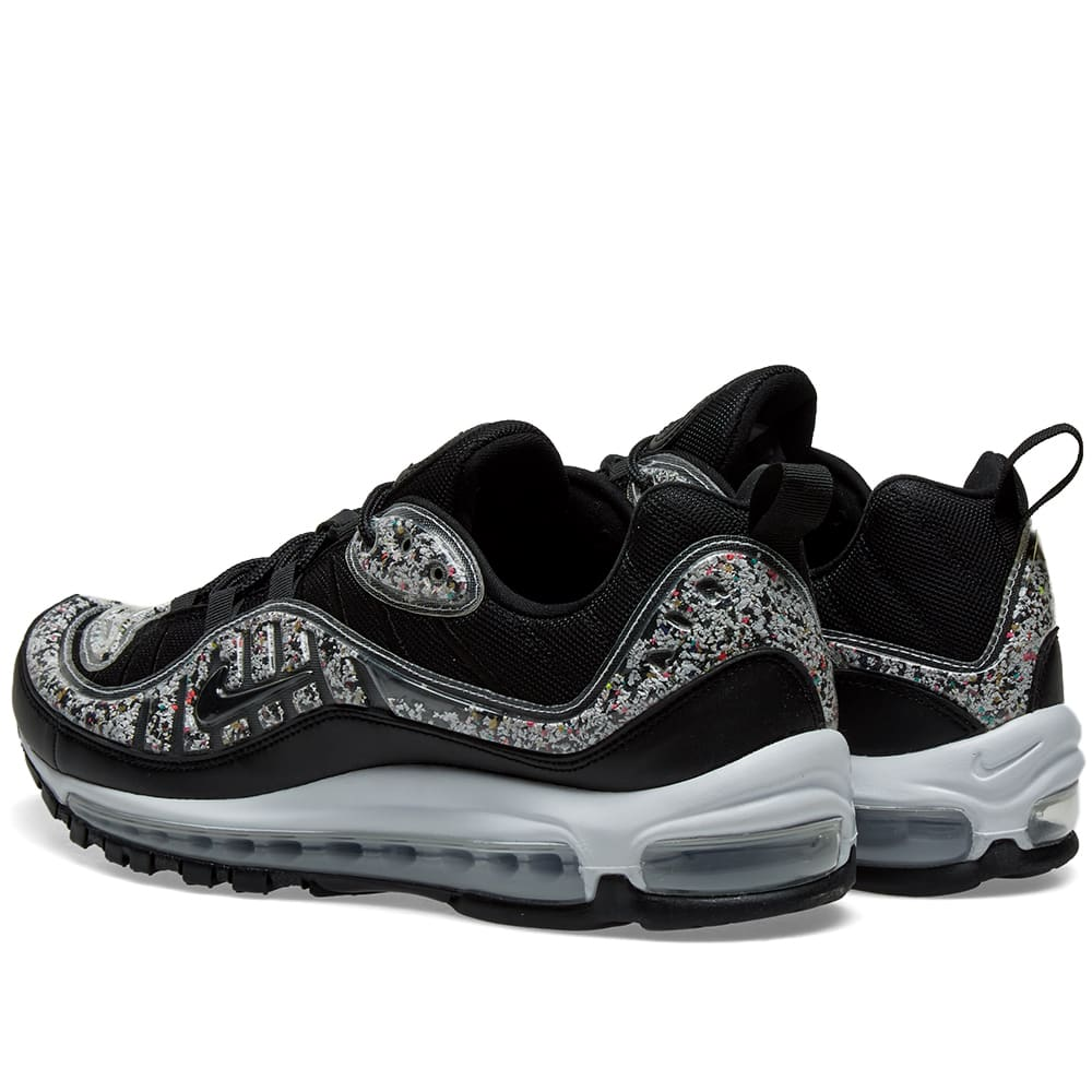 14ac3509 Nike Air Max 98 LX W Black & White | END.