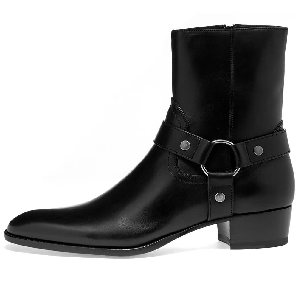 Saint Laurent Wyatt 40mm Leather