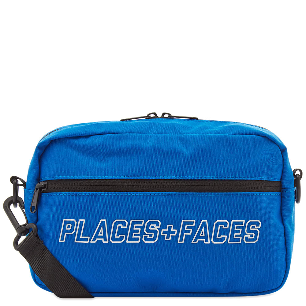 Places+faces Pouch Shoulder Bag In Blue