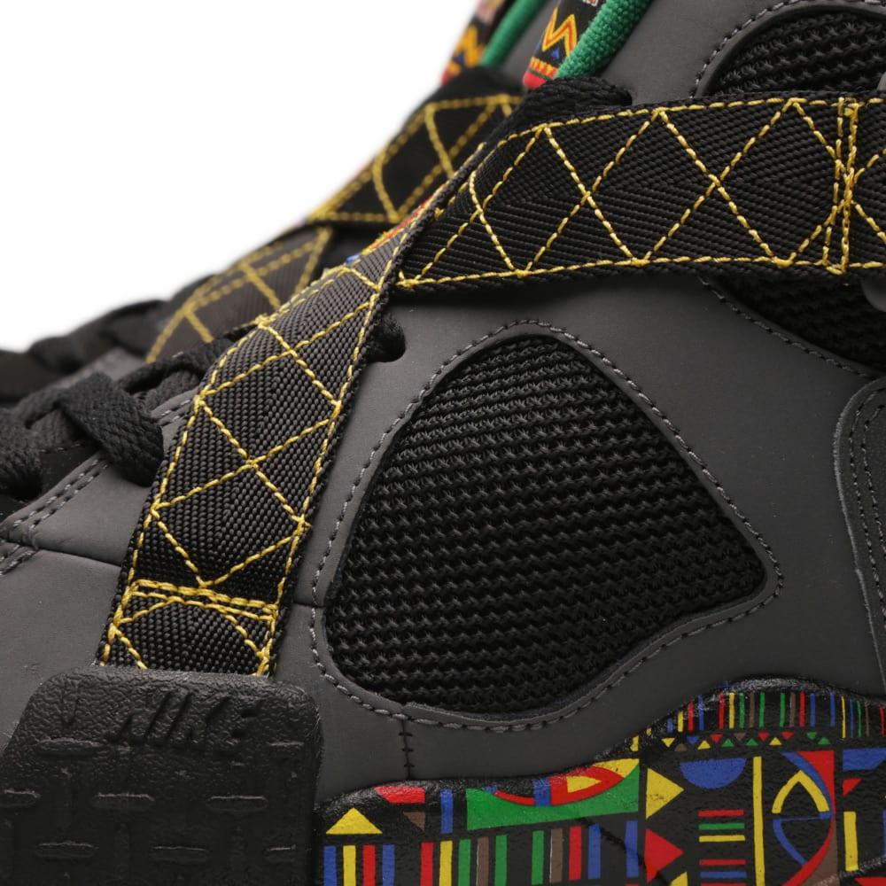dc9d520216e Nike Air Raid 'Urban Jungle Gym' Black & Dark Grey | END.