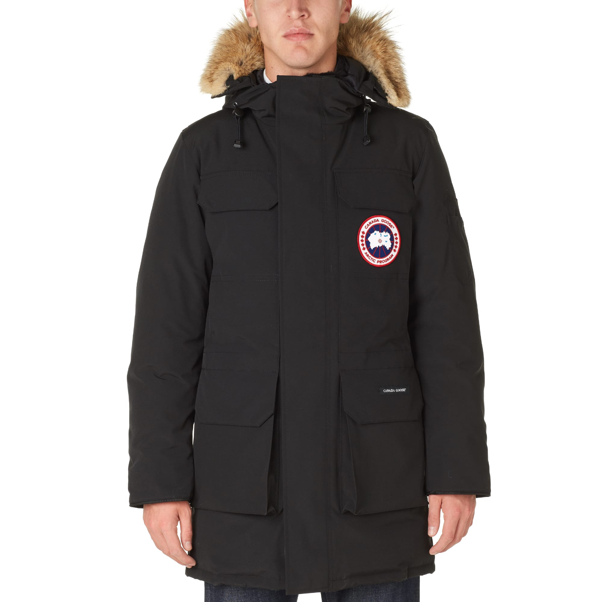 canada goose citadel parka black. Black Bedroom Furniture Sets. Home Design Ideas