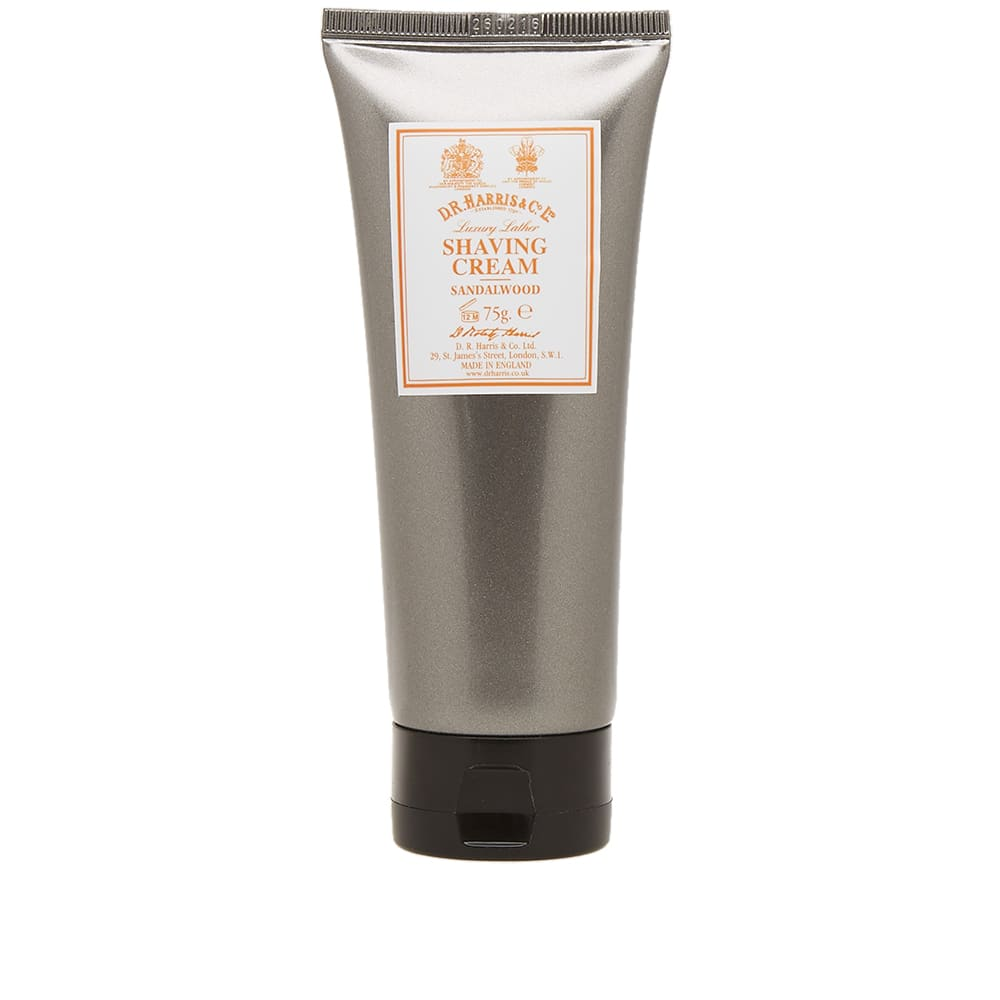 D.r. Harris & Co. D.R. Harris & Co. Sandalwood Shaving Cream Tube