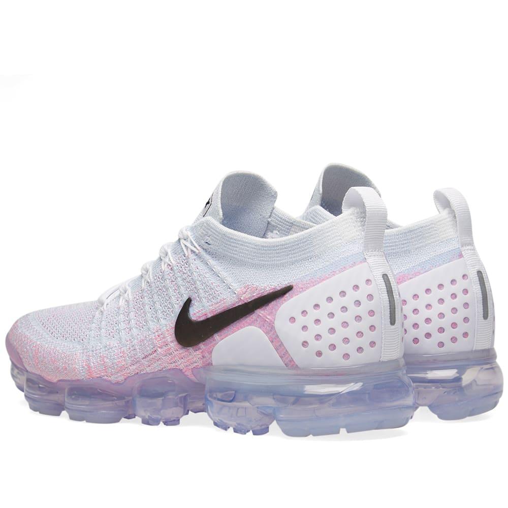 d77224e906ea9 Nike Air VaporMax Flyknit 2 White