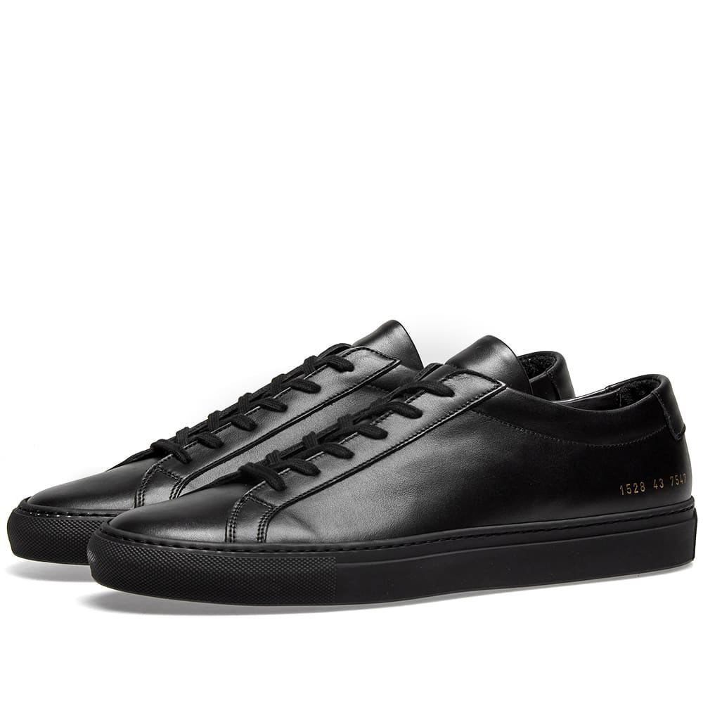 100% high quality detailed look super cute Common Projects Original Achilles Low
