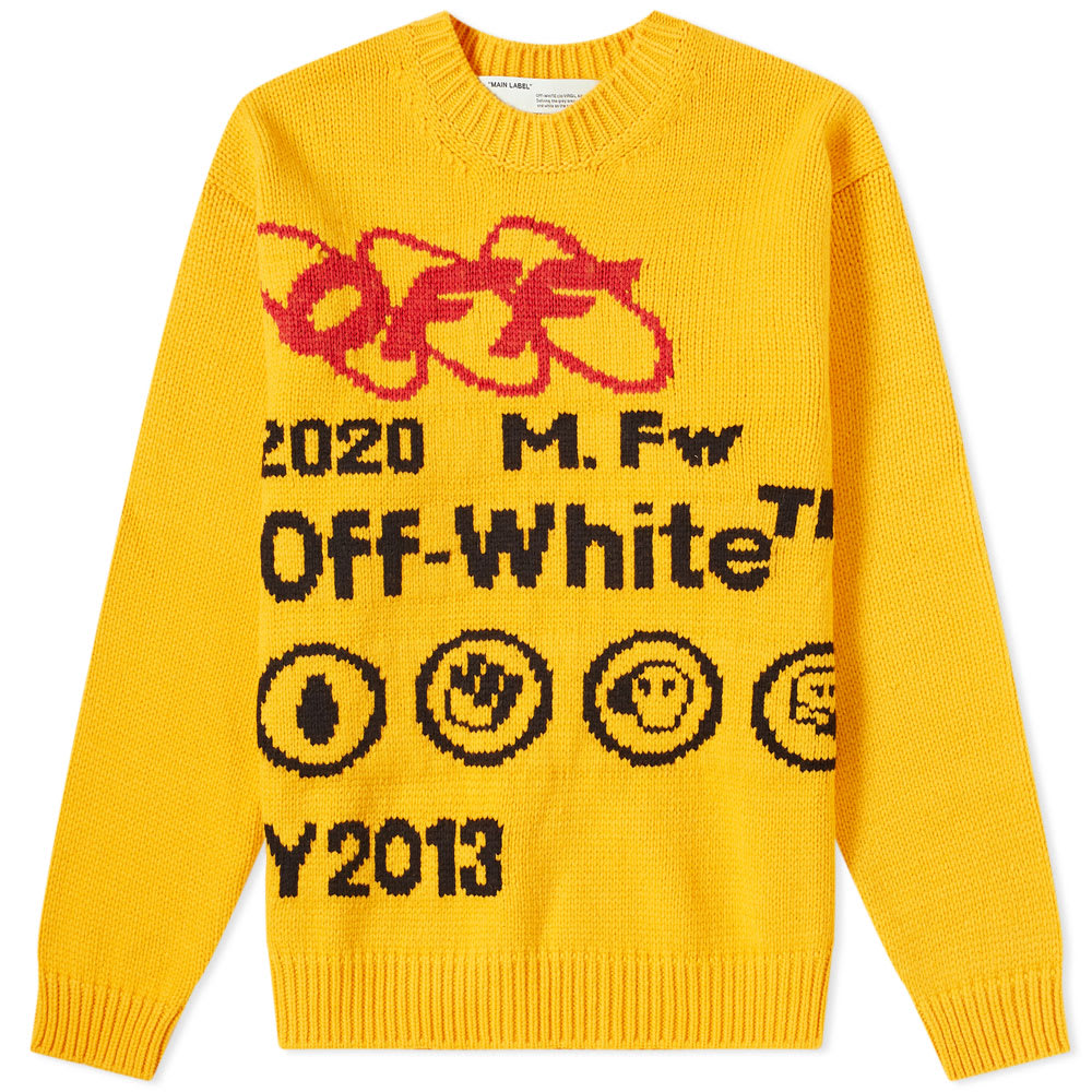 Off-White Industrial Y013 Knit