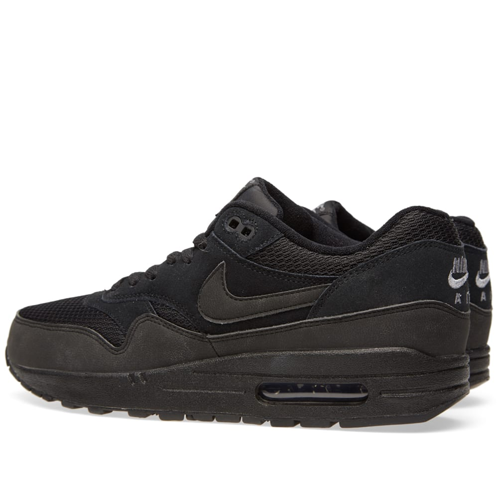 best website 0cf89 be0d5 Nike Air Max 1 Essential Black   Cool Grey   END.