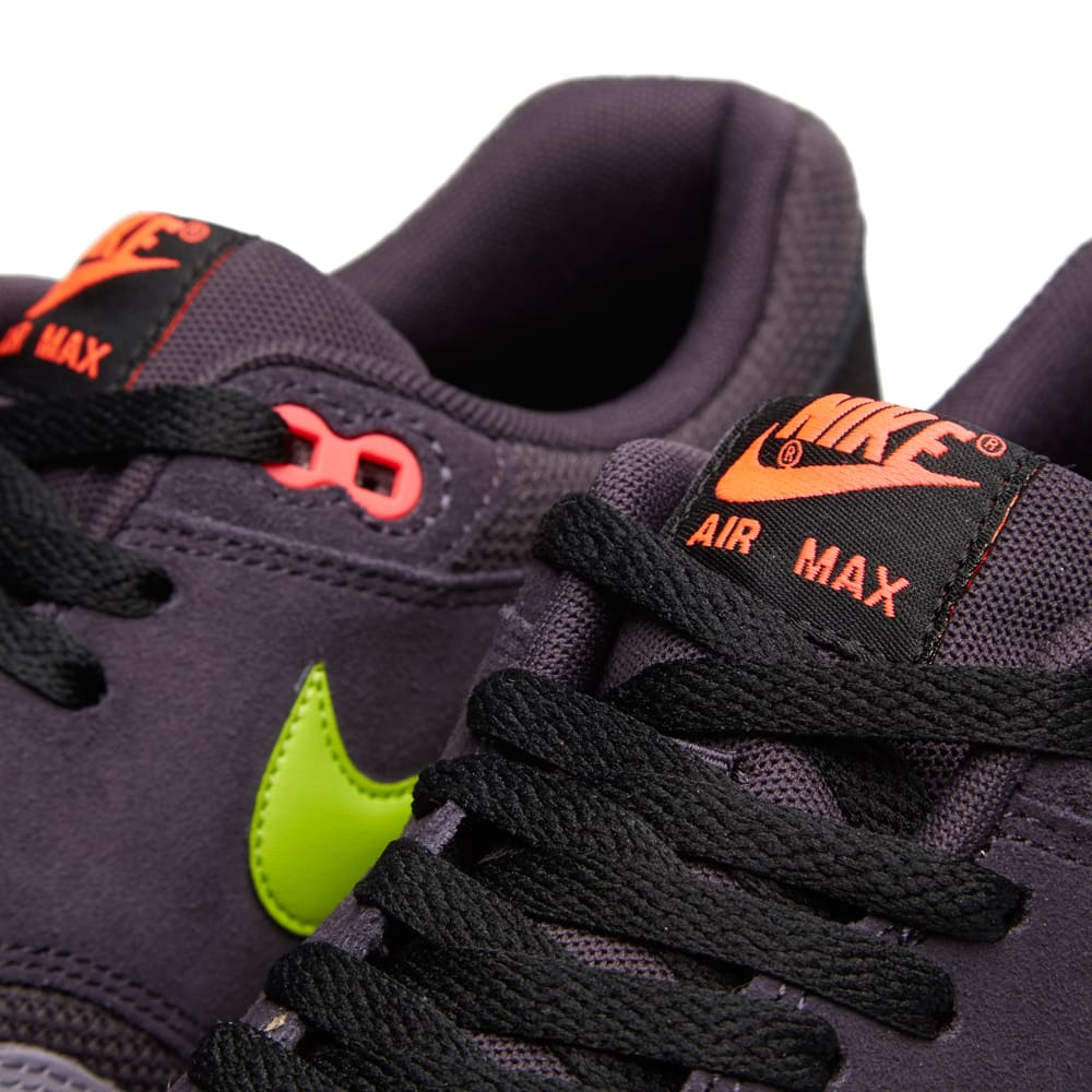 low priced 8768d 12156 Nike Air Max 1 Essential Cave Purple   Force Green   END.