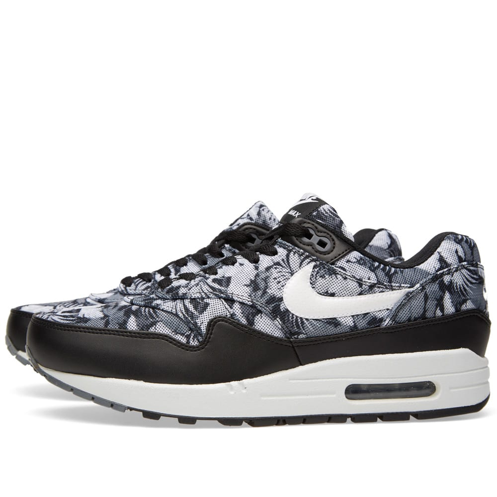 check out 3cc67 672be Nike Air Max 1 GPX Black & White | END.