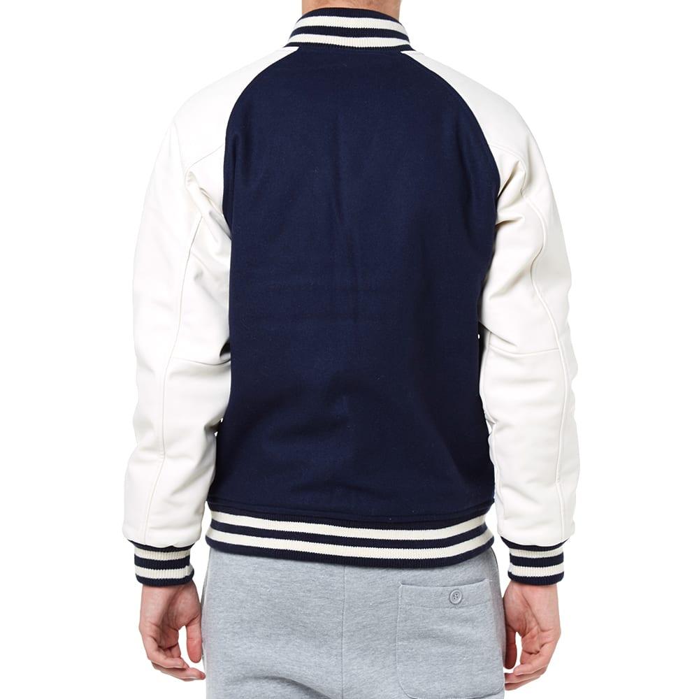 9769848bd Stussy World Tour Wool Jacket