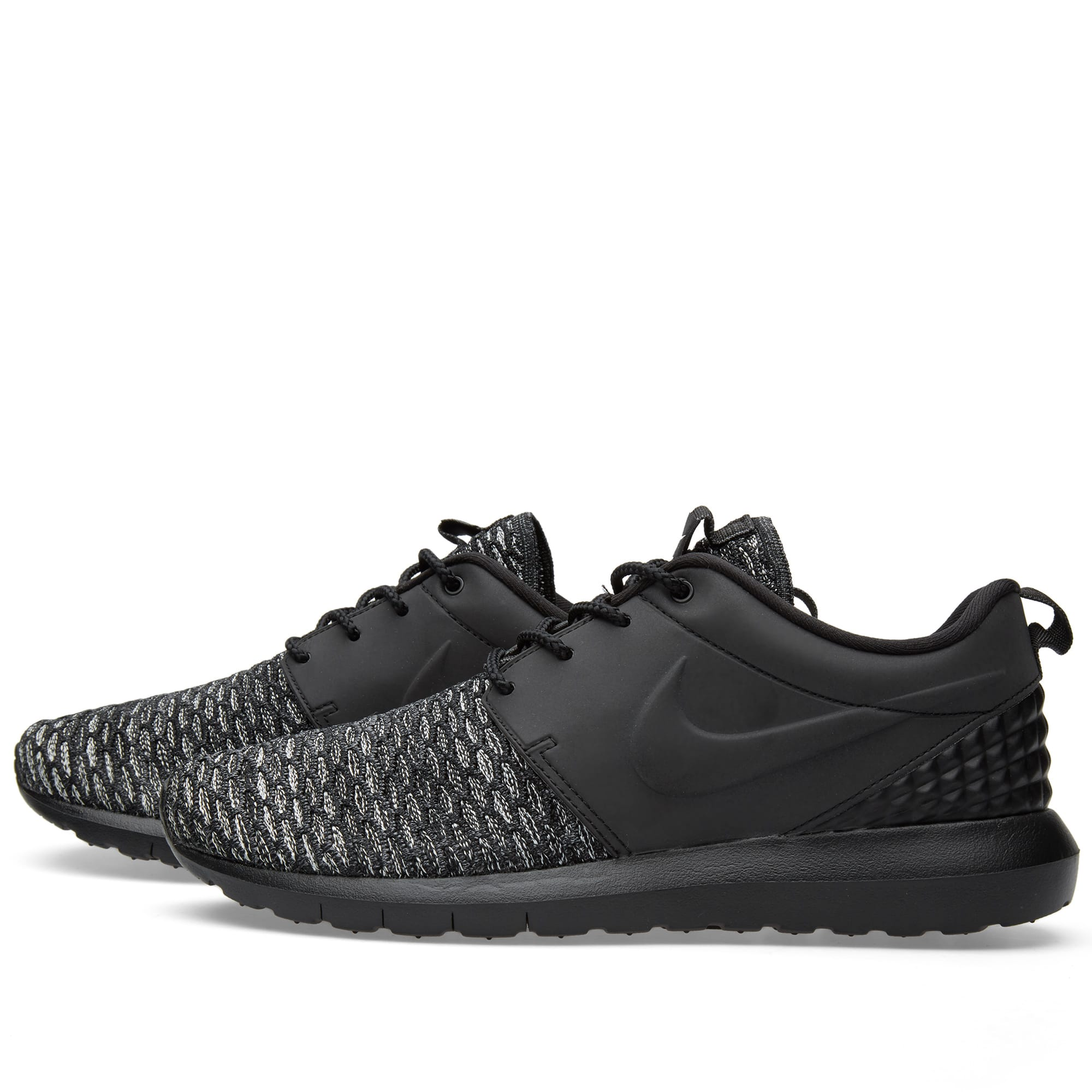 wholesale dealer 2925c 551b8 Nike Roshe One NM Flyknit Premium Black   END.
