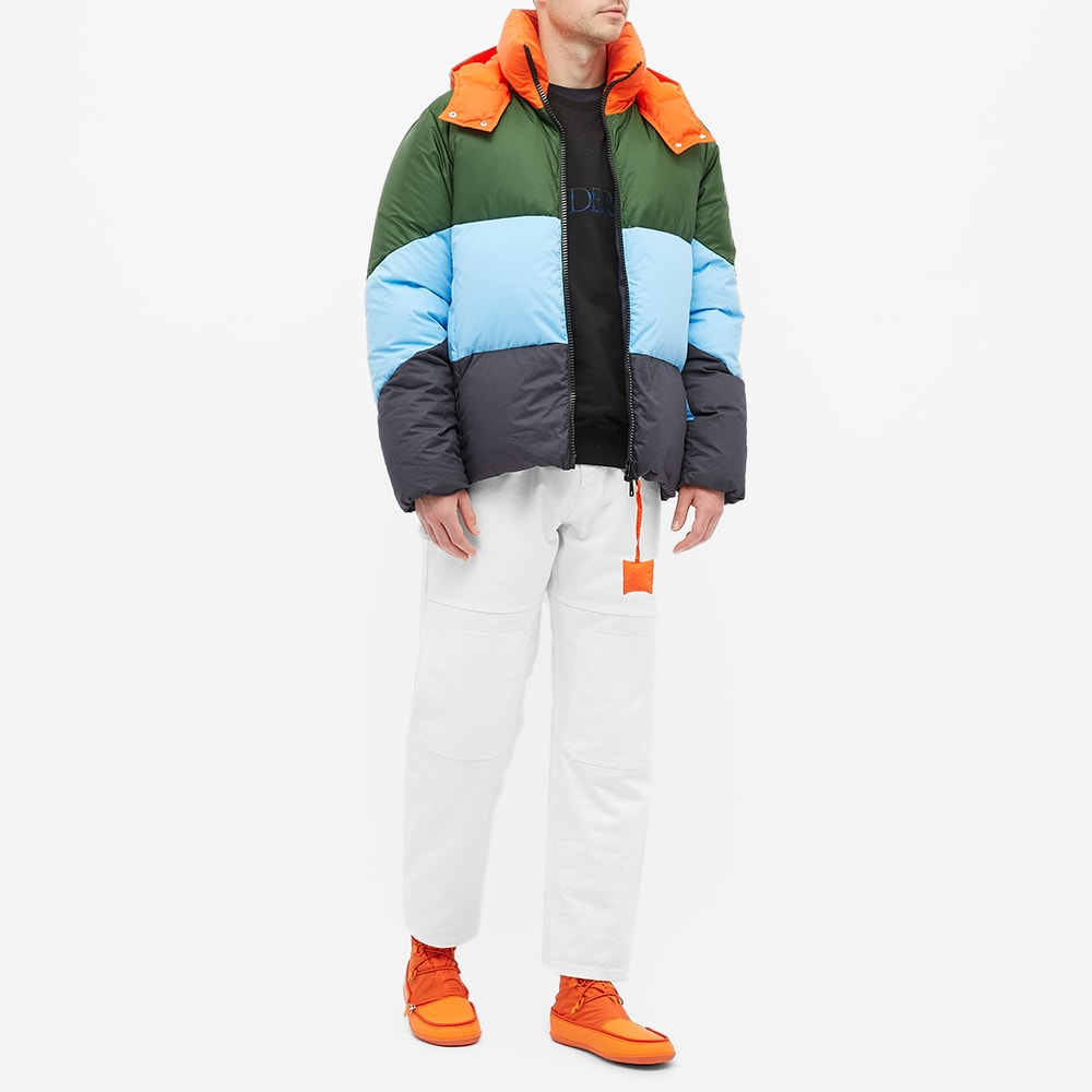 MONCLER GENIUS Downs Moncler Genius - 1 JW Anderson Colour Block Down Jacket