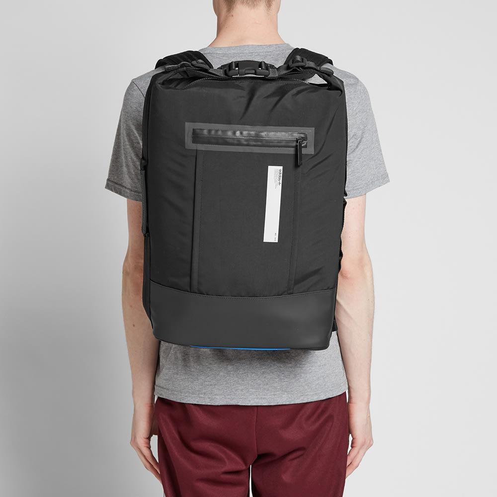469a22b623 Adidas Medium NMD Backpack Black   END.