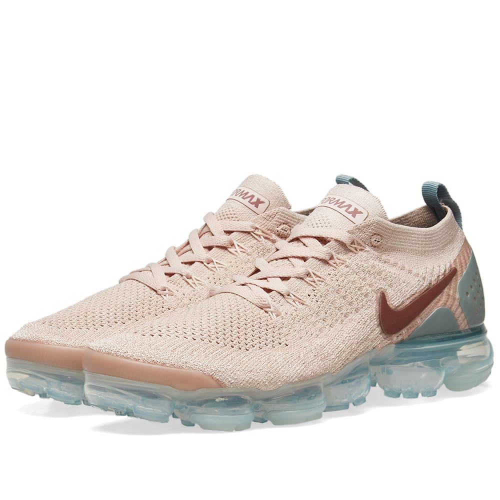 65f6af12d201e Nike Air VaporMax Flyknit 2 W Particle Beige