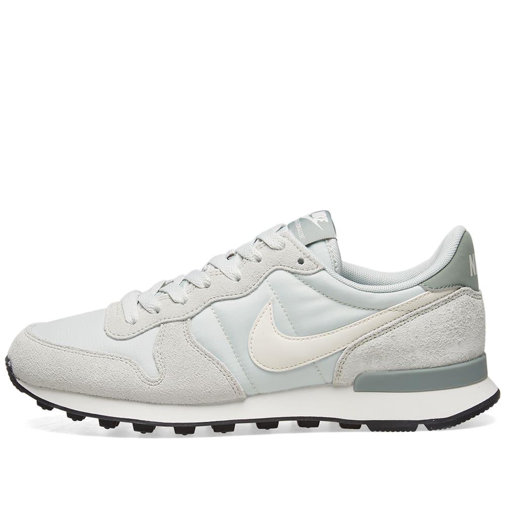 best service 6781a 5415b Nike Internationalist W Silver, White, Green   Brown   END.