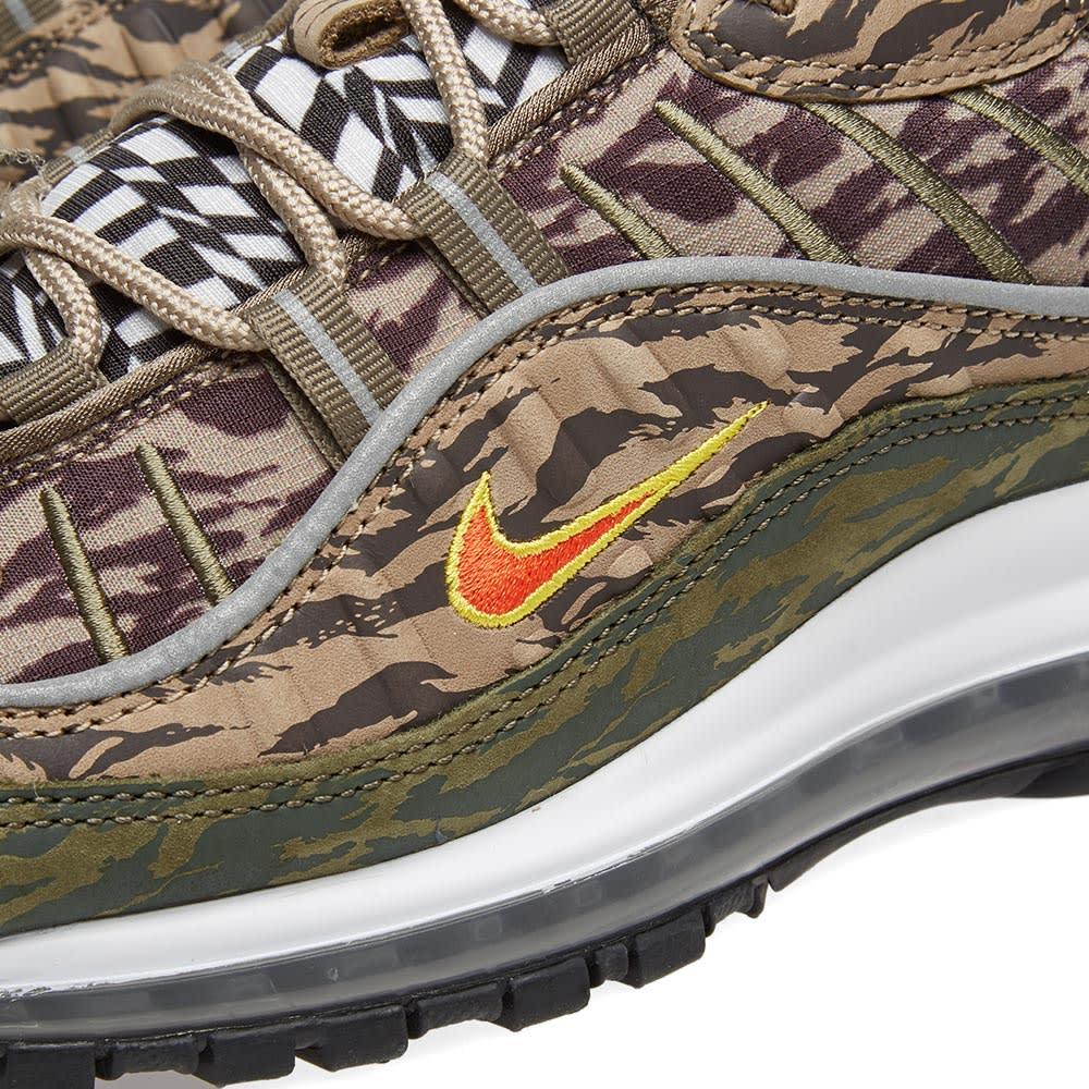 the latest cde90 3159d Nike Air Max 98 'Camo'