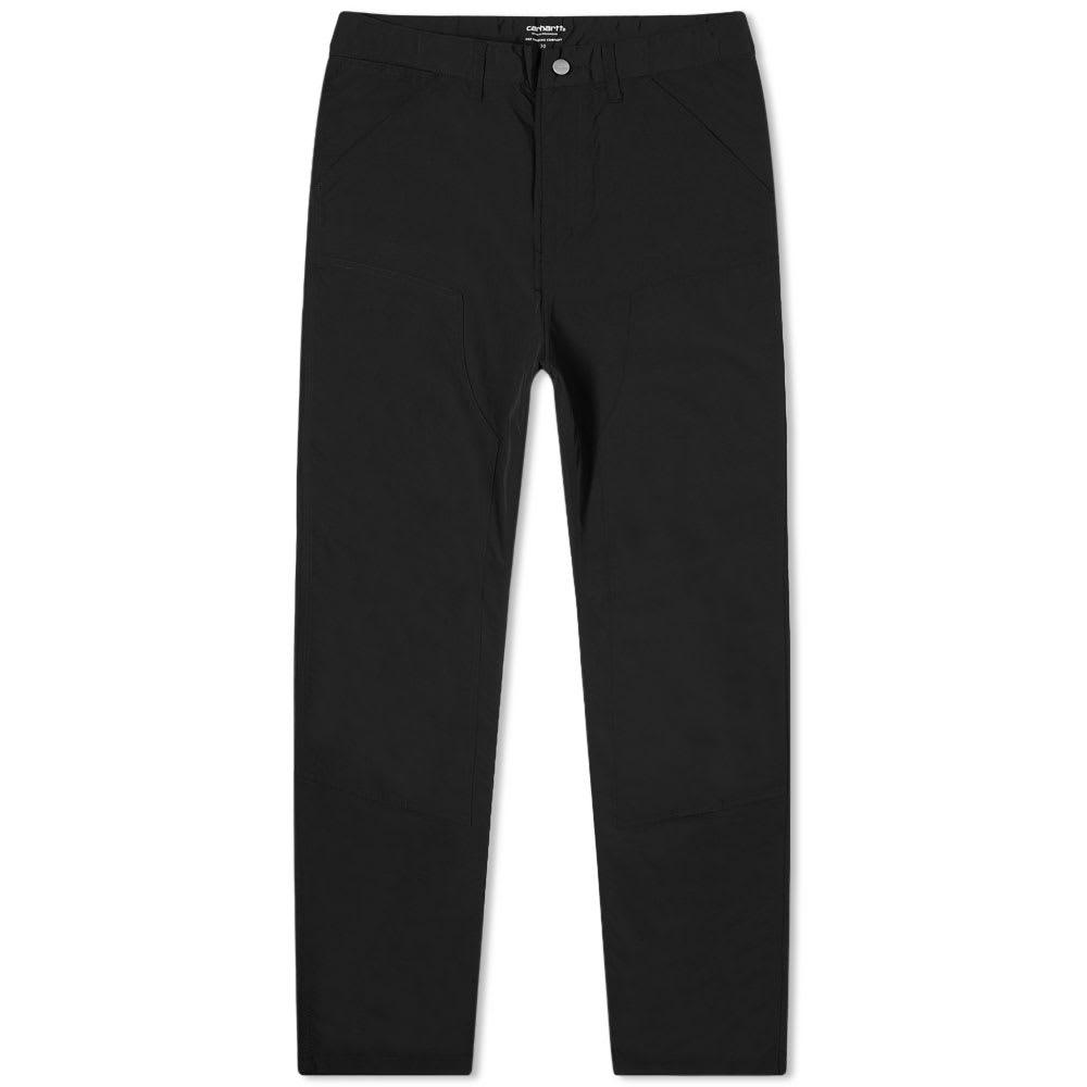 Pop Trading Company Pop Trading Company X Carhartt Double Knee Pant In Black