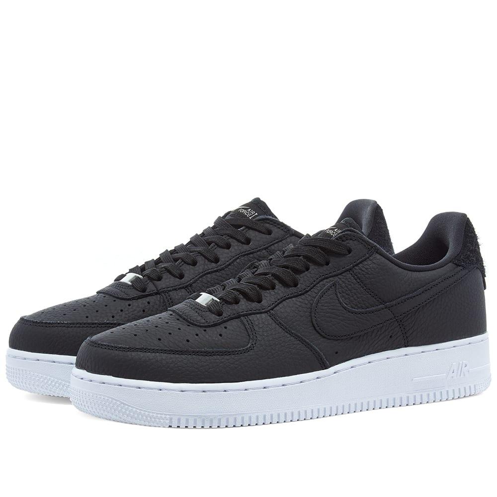 Nike Air Force 1 07 Craft Black, White