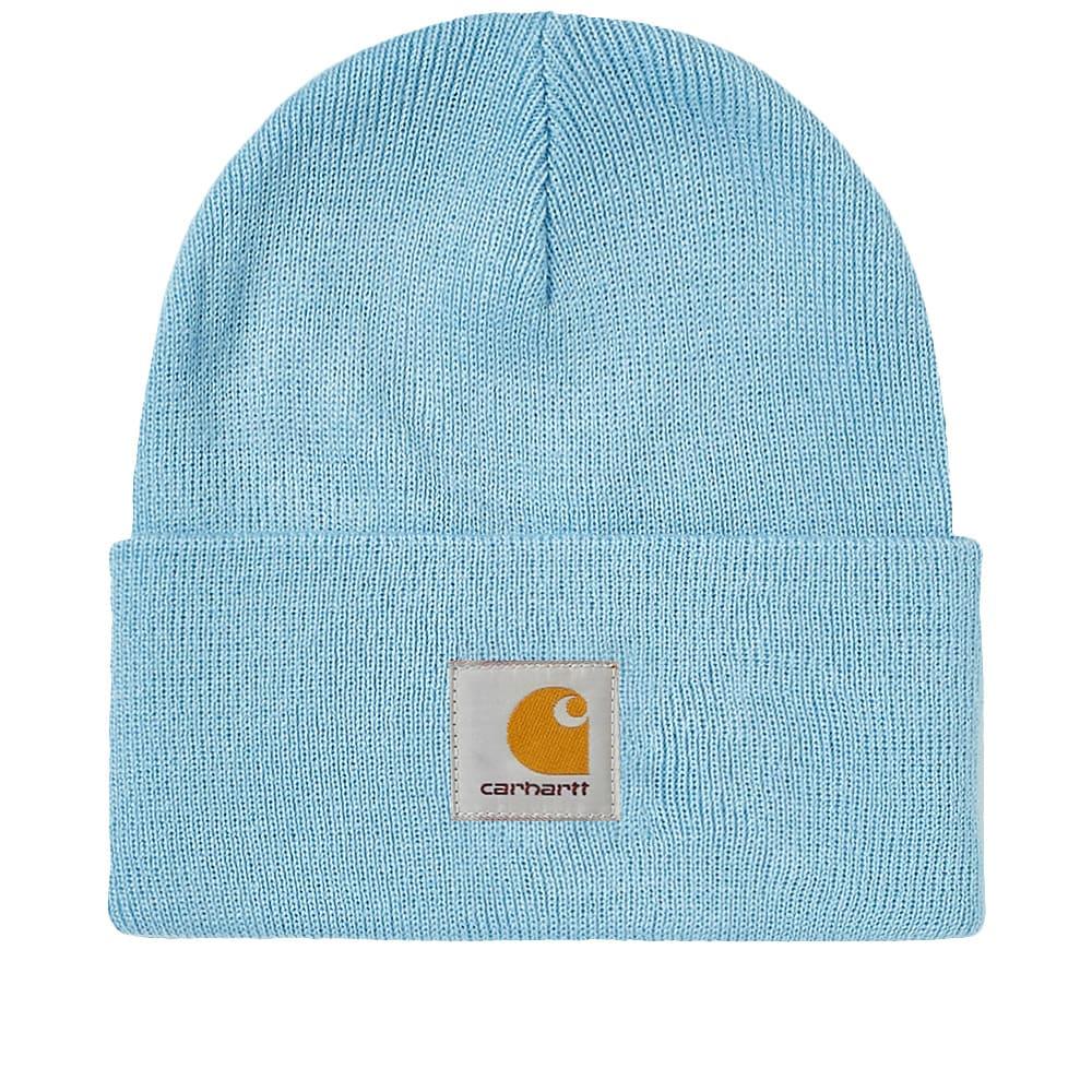 Shop Carhartt Watch Hat In Blue bca2d991b57