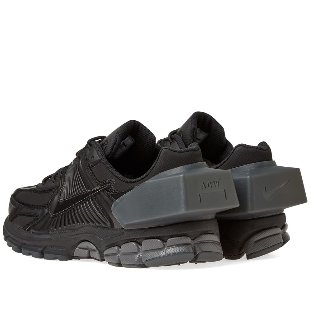 ee9dc011c4e3d Nike x A-COLD-WALL  Zoom Vomero 5 Black   Reflect Silver