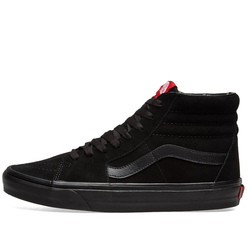 7520cd49b68d Vans California Sk8-Hi Black