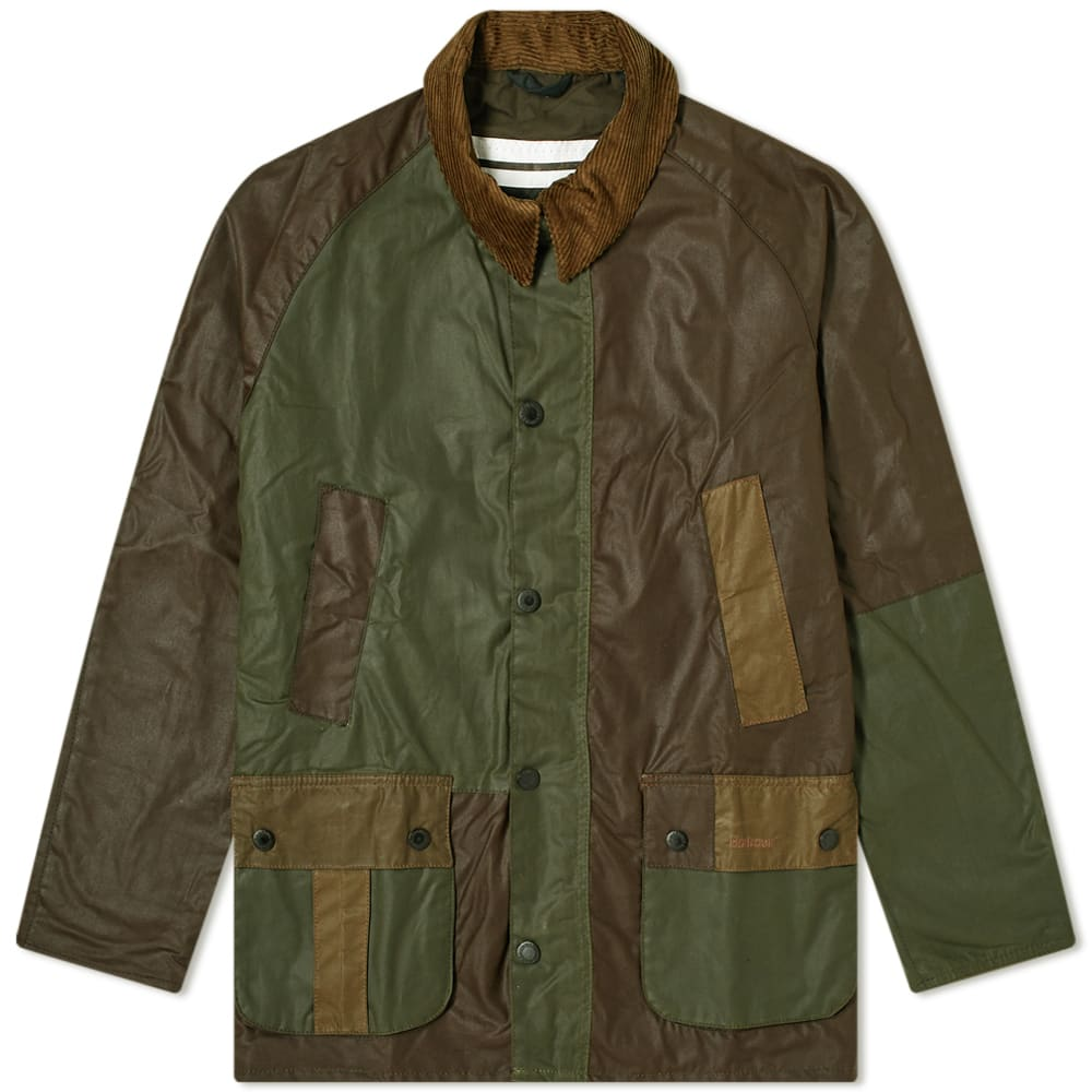 END. x Barbour Re-engineered Ashby