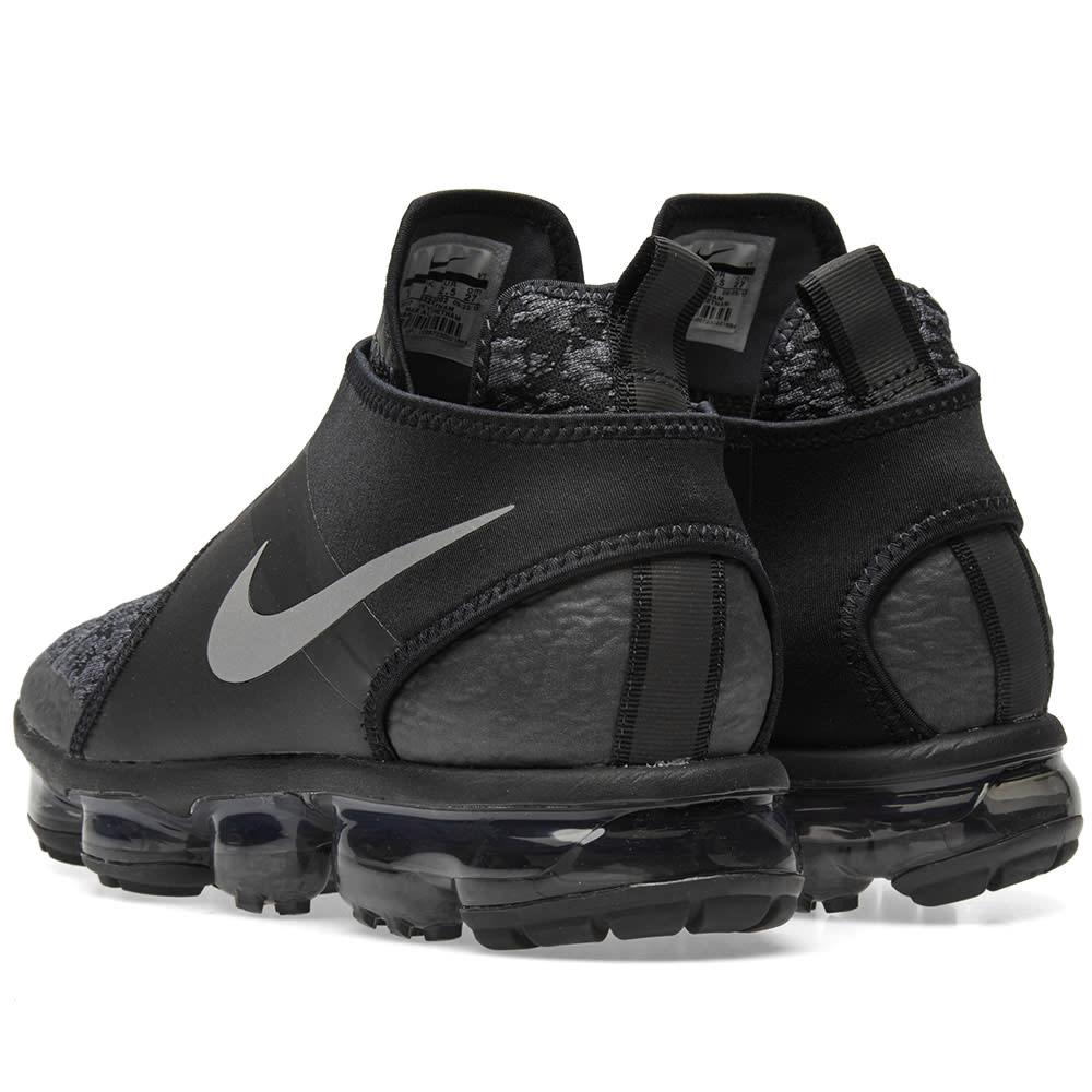 a683d90988533 Nike VaporMax Chukka Slip Black