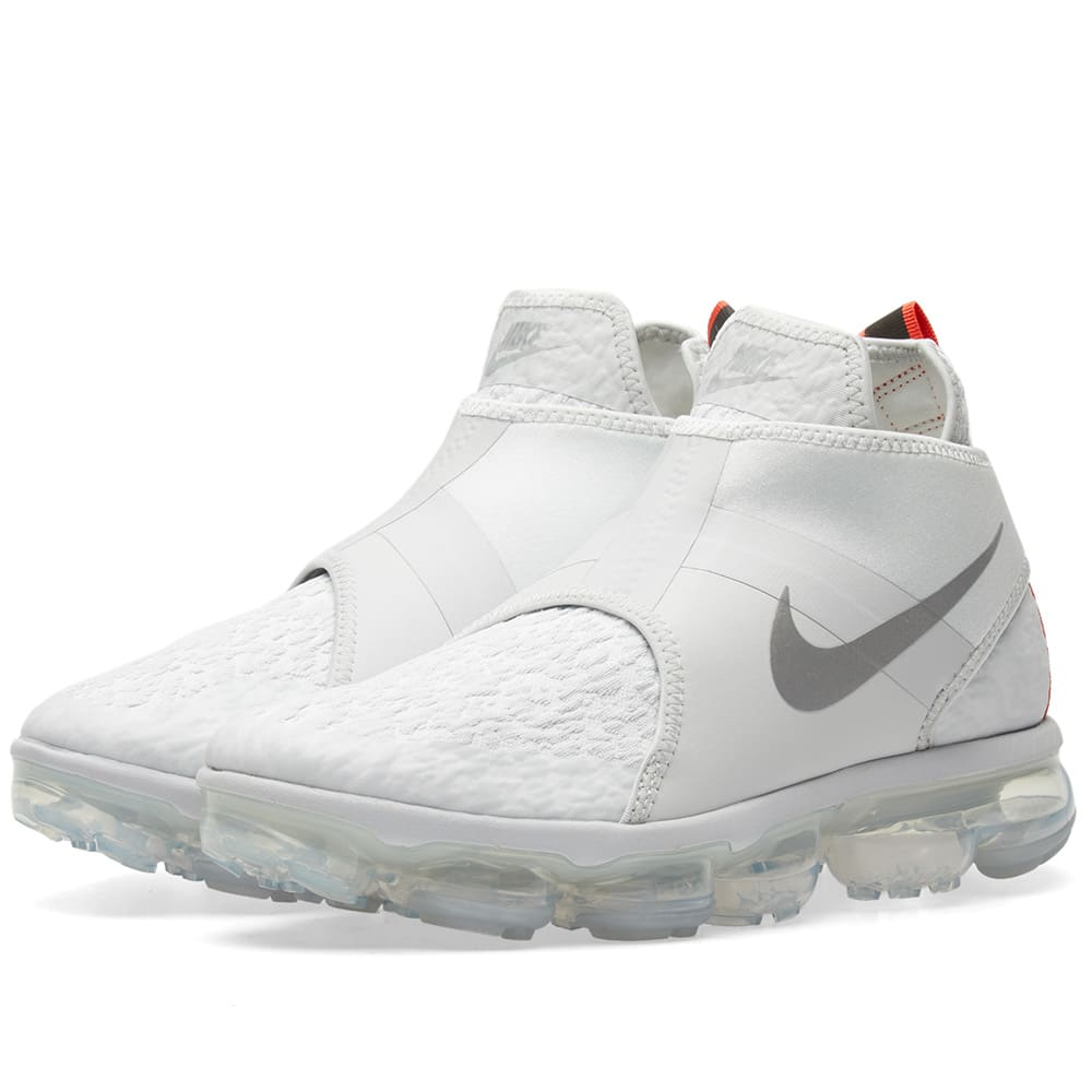fe90eadd425 Nike VaporMax Chukka Slip Pure Platinum
