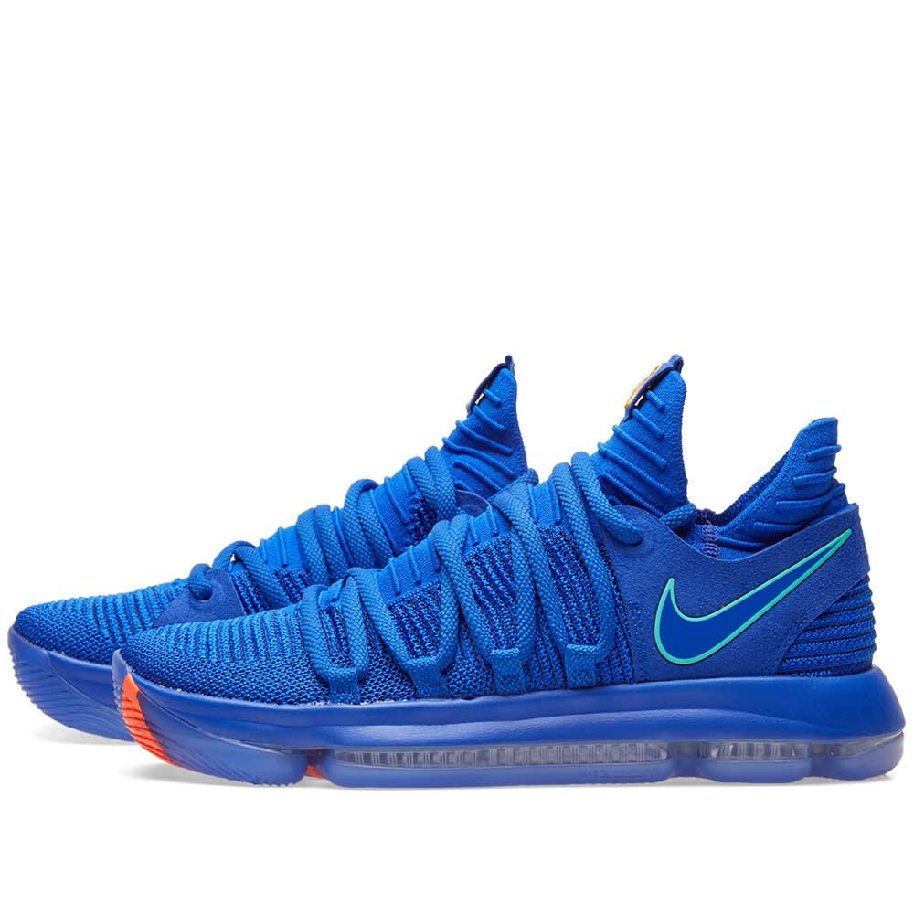 e98ffa71cbd1 Nike Zoom KD10 Blue