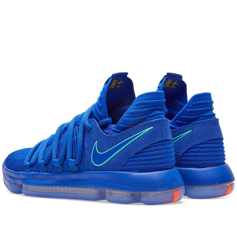 huge discount 9e536 5421b Nike Zoom KD10