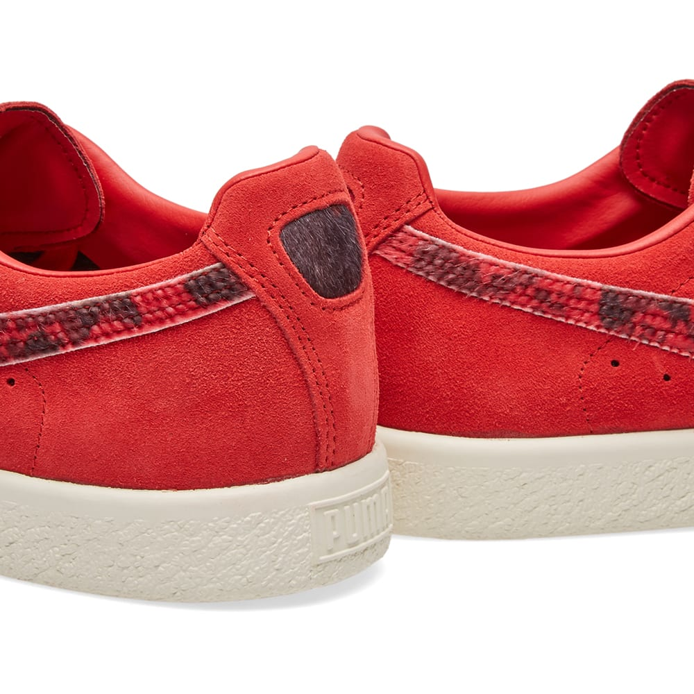new style 2d69f 053b3 Puma x Packer Shoes Clyde