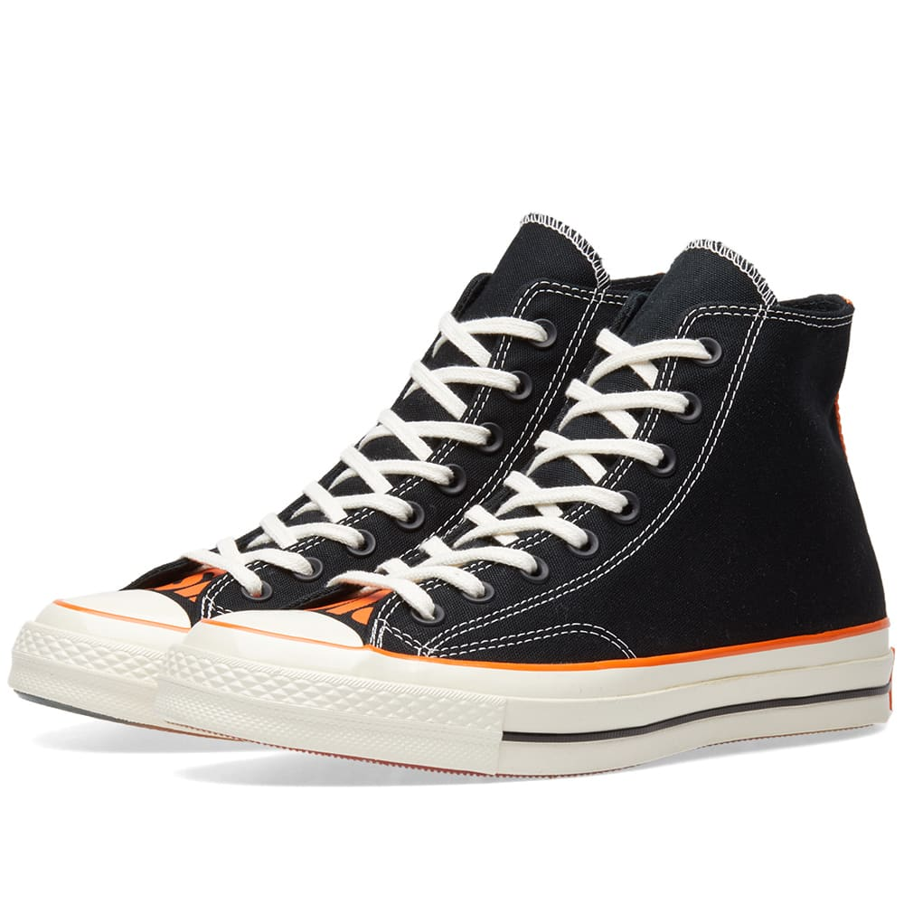 f63e7d557bb4a Converse x Vince Staples Chuck Taylor All Star  70 Hi Black