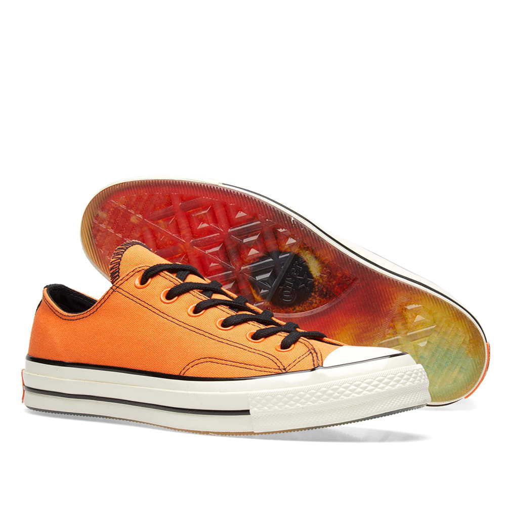 sale retailer 39dba a64c8 Converse x Vince Staples Chuck Taylor All Star '70 Ox Orange | END.