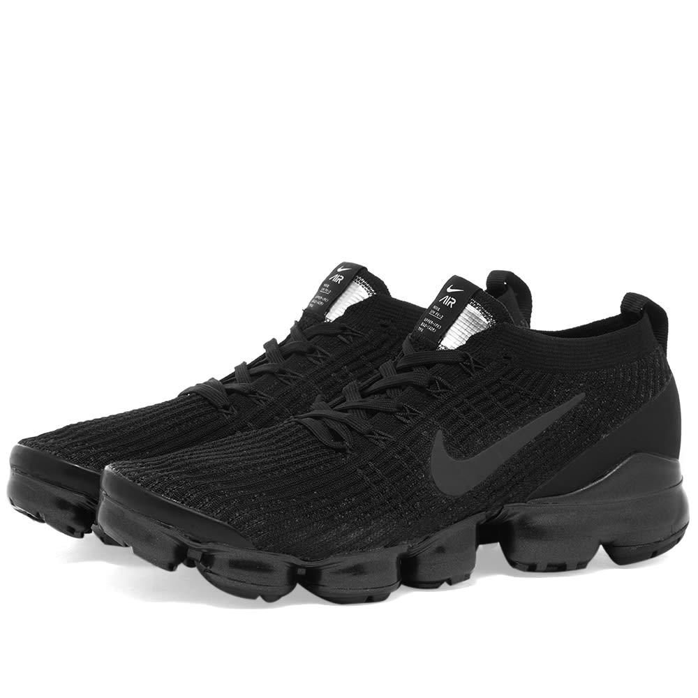 Nike Air Vapormax Flyknit 3 W Black