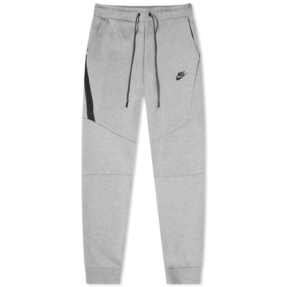 nike fleece grey tracksuit