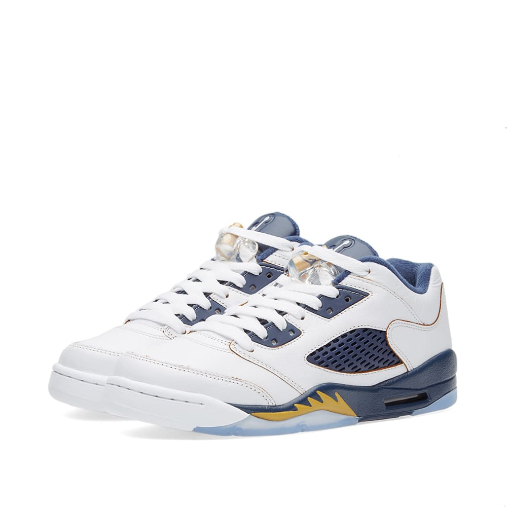 outlet store 64652 0707e Nike Air Jordan 5 Retro Low GS 'Dunk From Above'