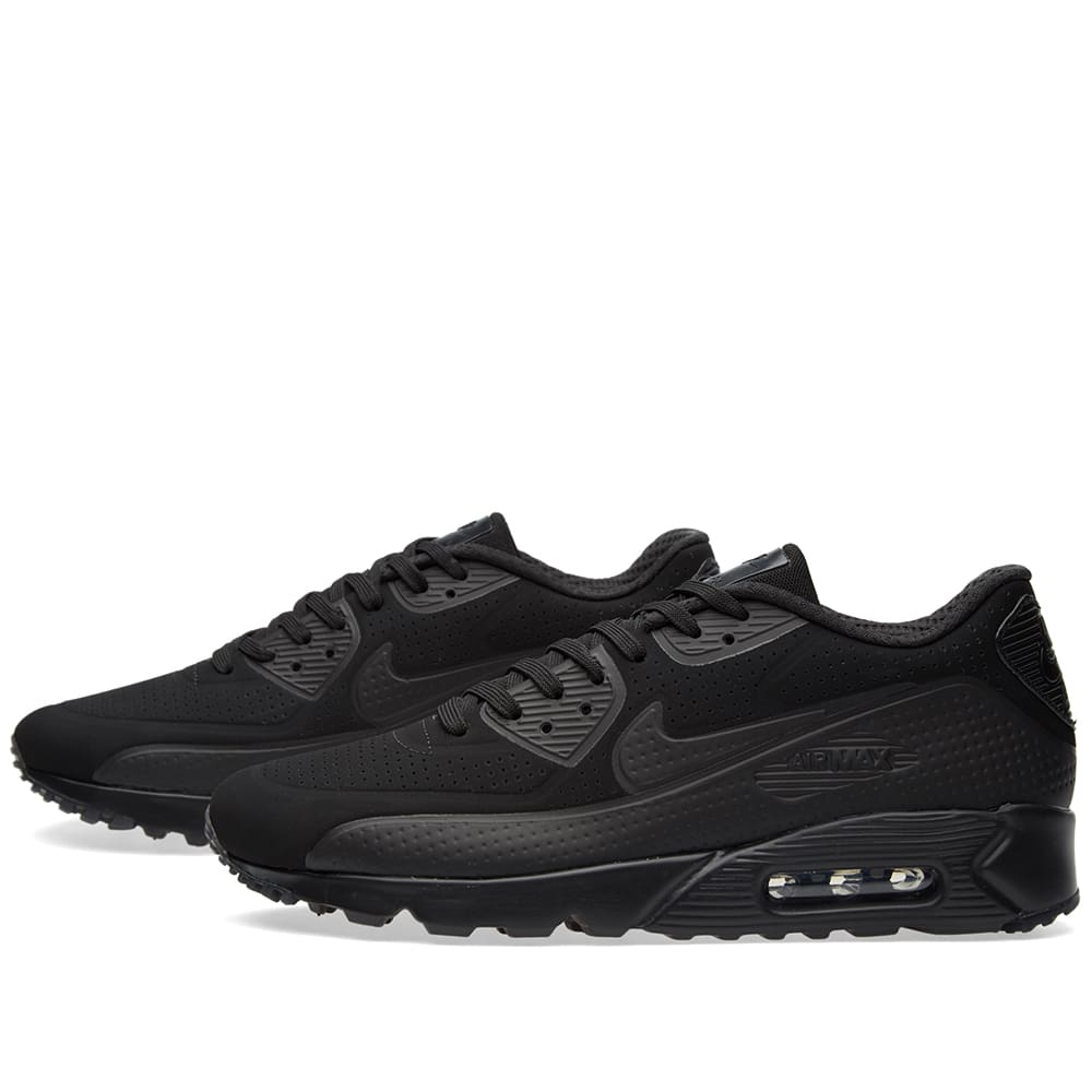 sale retailer 1962e d6b41 Nike Air Max 90 Ultra Moire Black   White   END.