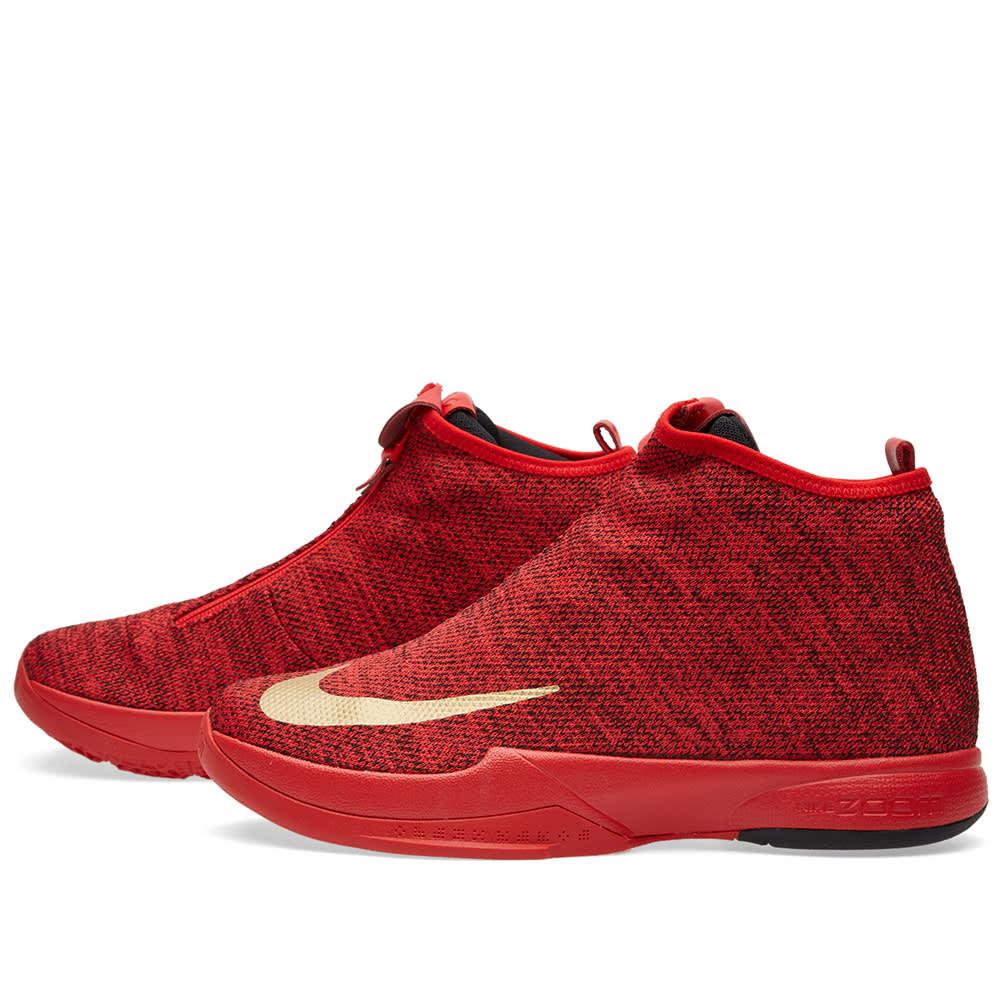 d8cbcdb52430d Nike Zoom Kobe Icon University Red   Metallic Gold