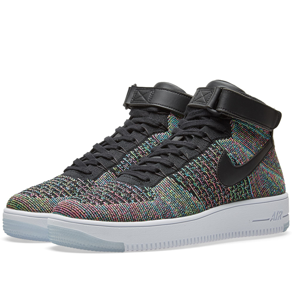 wholesale dealer b497e 0ac0d Nike Air Force 1 Ultra Flyknit Mid