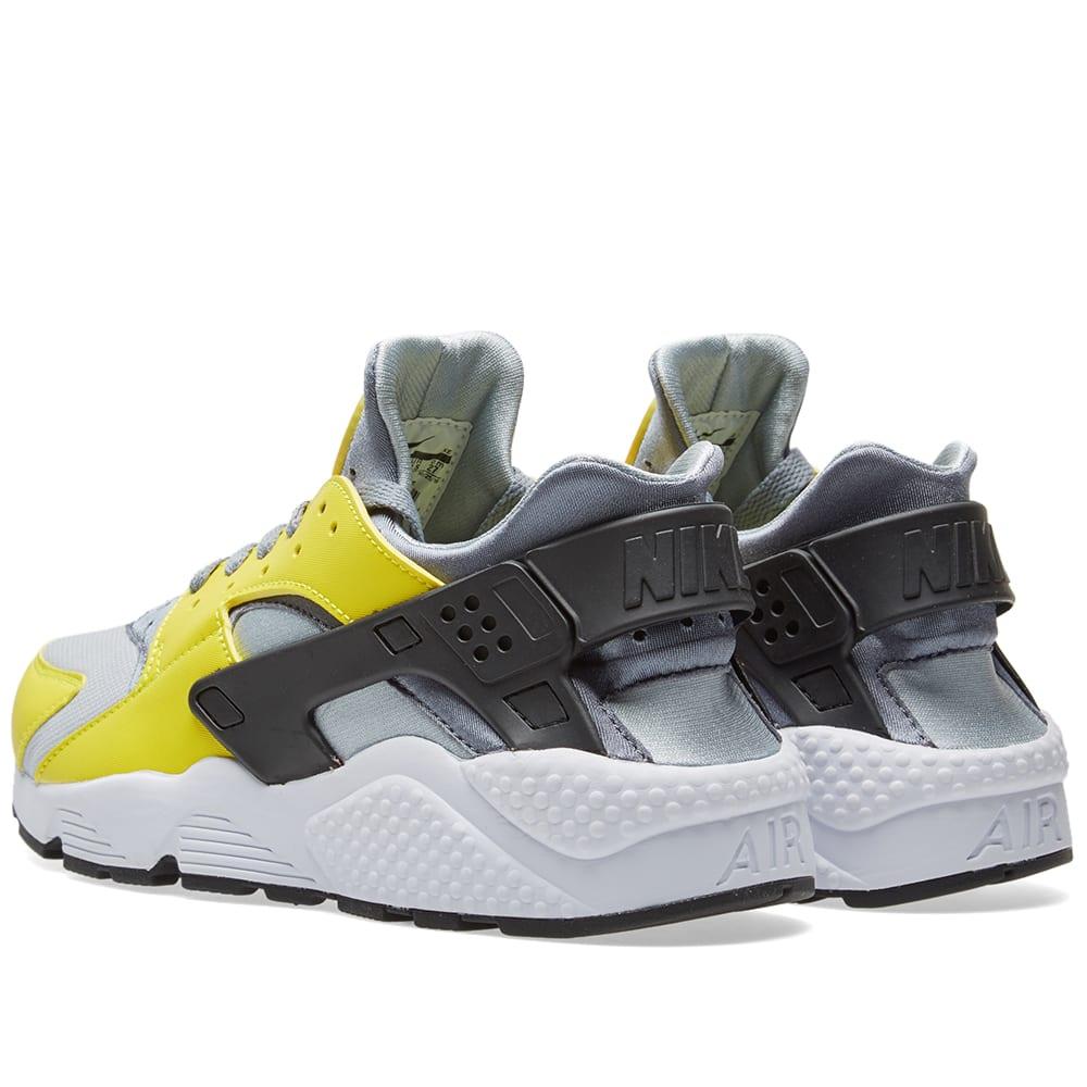 4879fc99f475 Nike Air Huarache Electrolime   Cool Grey