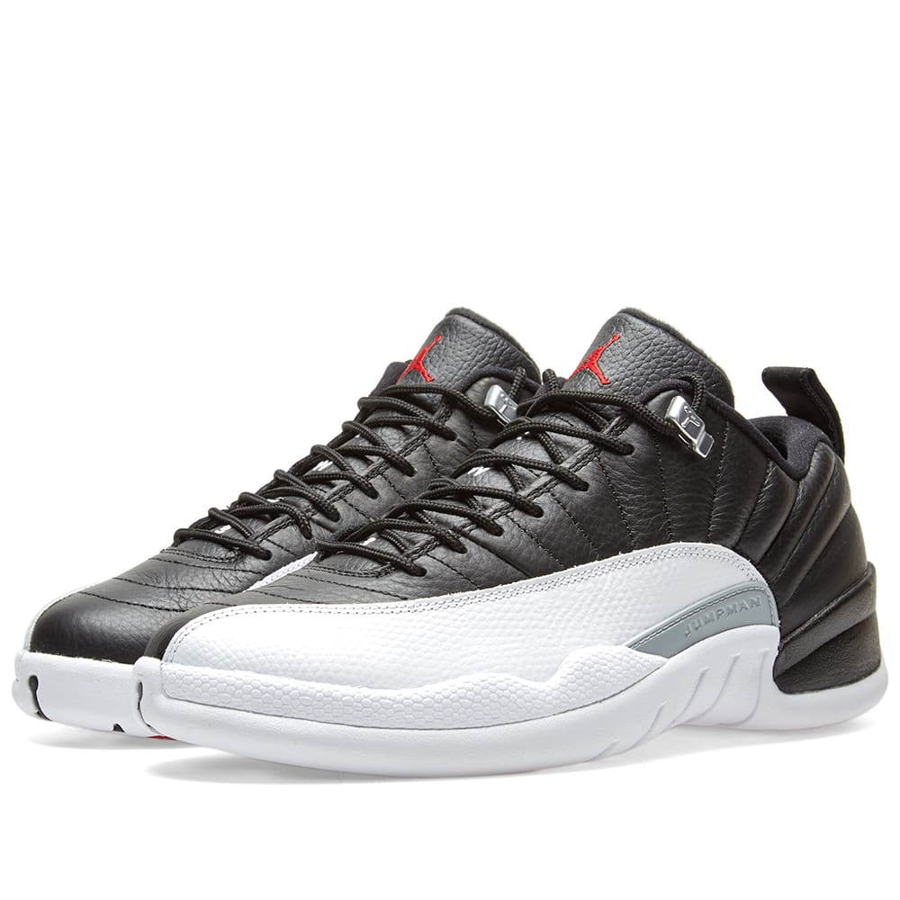 best sneakers 42816 44b51 Nike Air Jordan 12 Retro Low