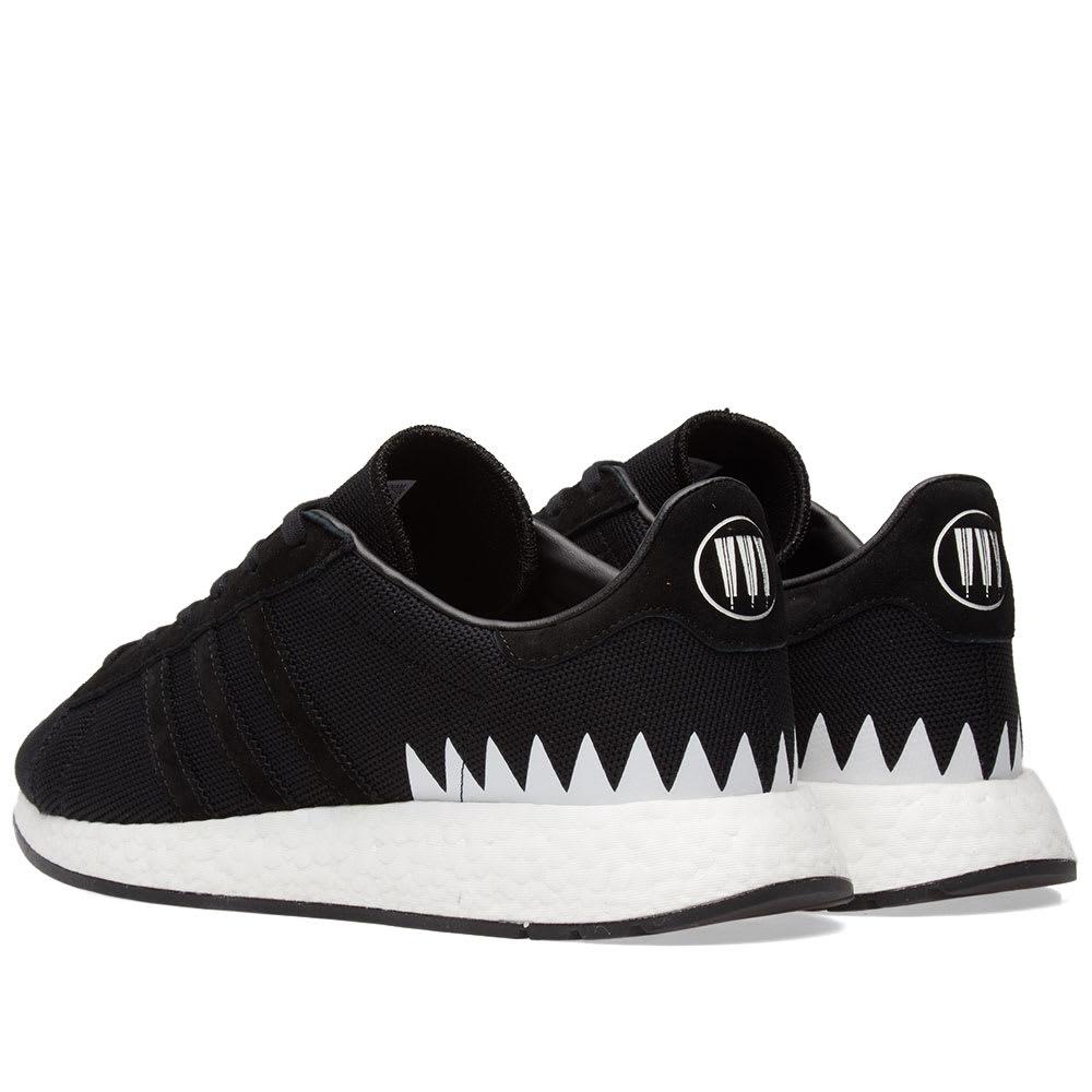 Adidas X Nbhd Chop Shop Black End