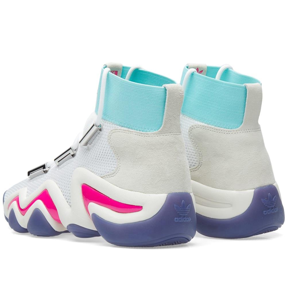 Adidas Consorzio X Belle Scarpe Da 8 A / S, Modesens Bianco