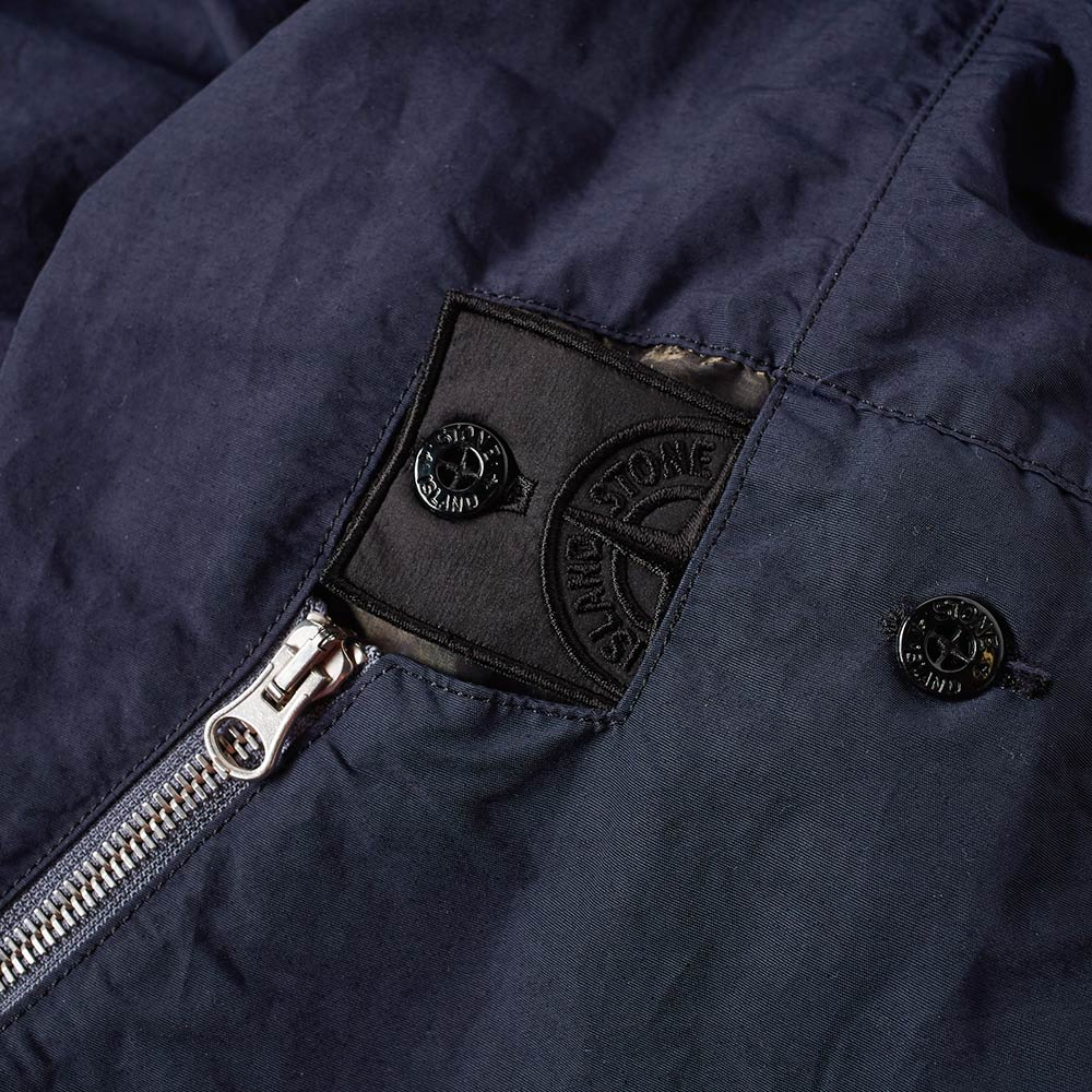 1ae322d2a Stone Island Shadow Project Naslan Garment Dyed Bomber Jacket