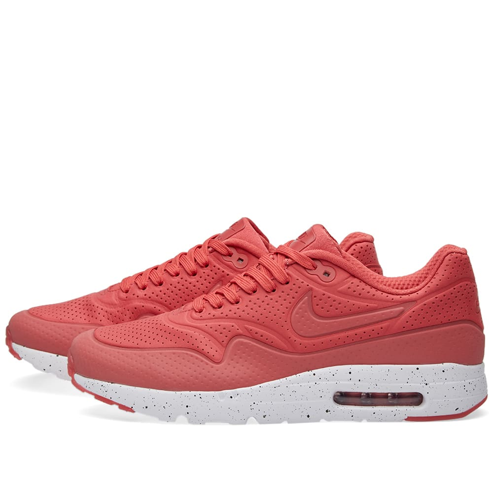 best sneakers e16b1 09024 Nike Air Max 1 Ultra Moire Terra Red   White   END.